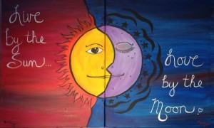 Sun Moon Mash Up